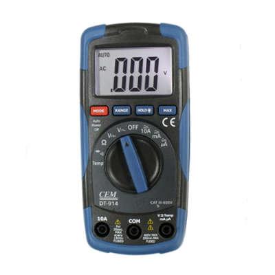 Мультиметр CEM DT-914 481 509