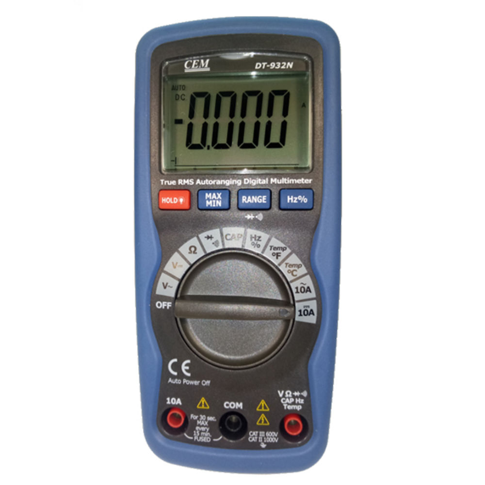 Мультиметр CEM DT-932N 480984