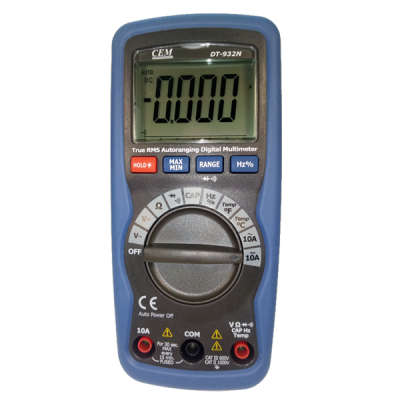 Мультиметр CEM DT-932N (480984)