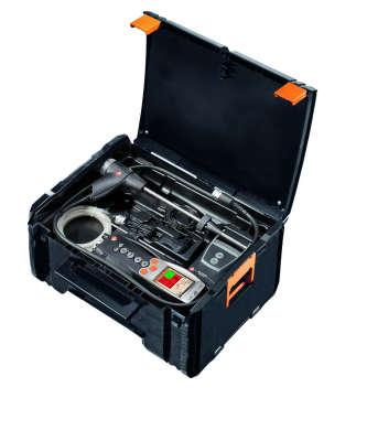 Газоанализатор Testo 330-1 LL комплект стандартный 0563 3328