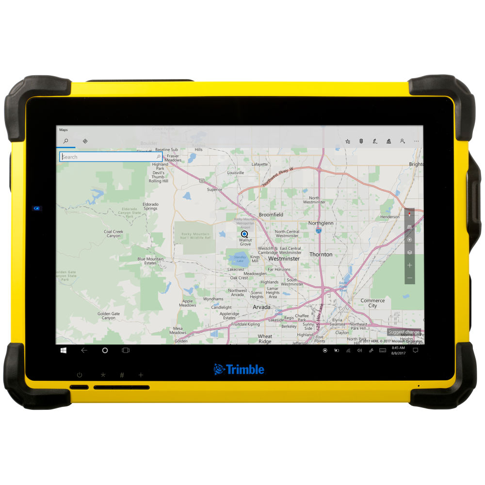 Планшет Trimble T10 Tablet, Wi-Fi, Trimble Access