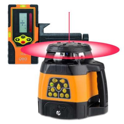 Ротационный нивелир Geo-Fennel FL 240 HV Komplett Set 244000