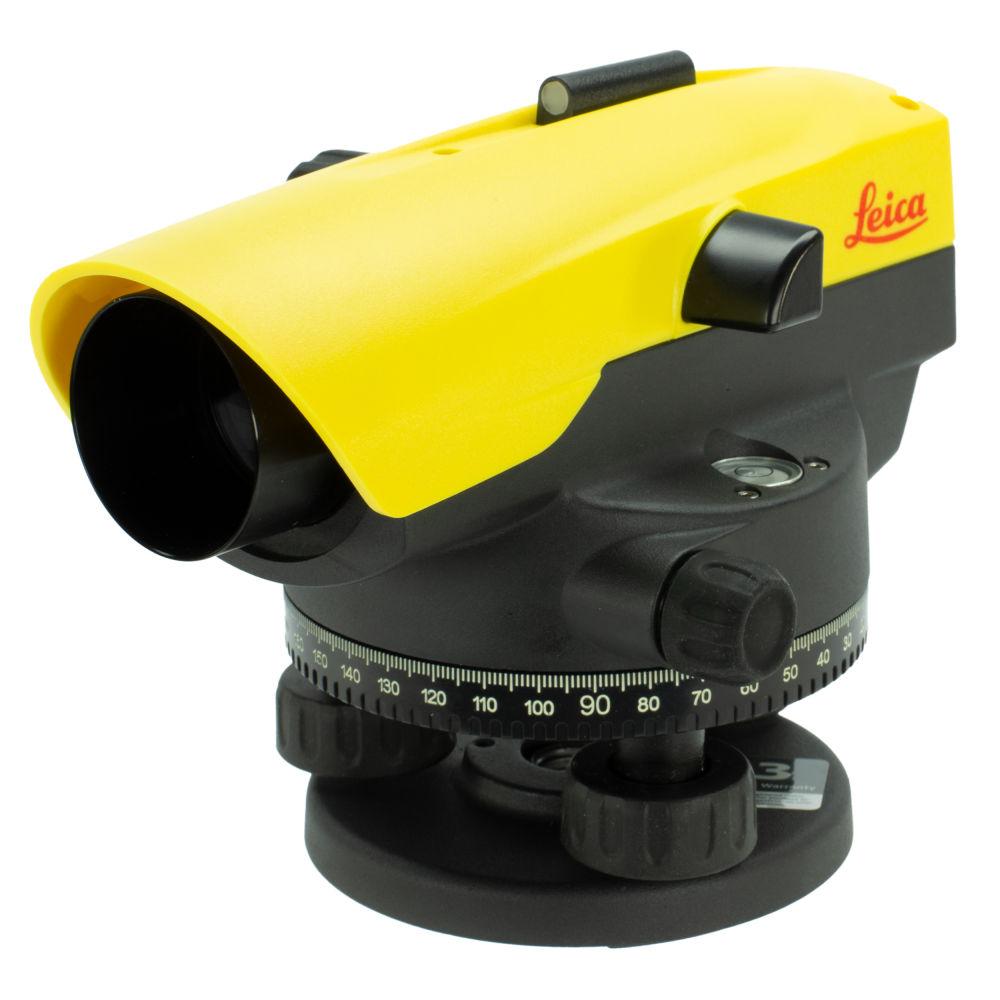 Оптический нивелир Leica NA524 с поверкой 840385