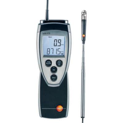 Анемометр Testo 416 с поверкой 0560 4160П