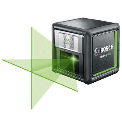 Лазерный уровень Bosch Quigo Green Set (0603663C01)