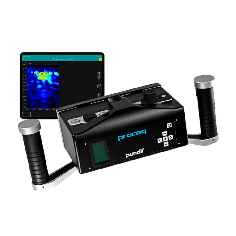 Ультразвуковой томограф бетона Proceq Pundit PD8000 Pro