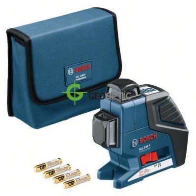 Лазерный уровень Bosch GLL 2-80 P (BM1new, L-boxx) 0601063208