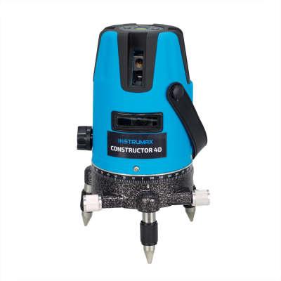 Лазерный уровень Instrumax CONSTRUCTOR 4D IM0104