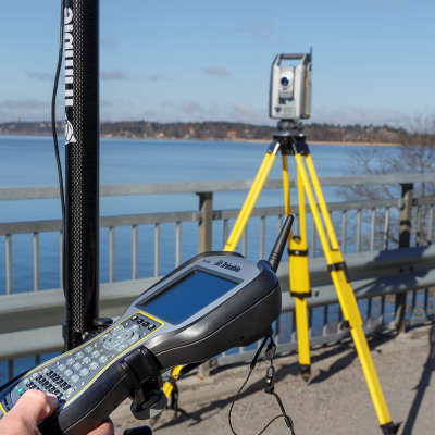 "Тахеометр Trimble S7 1"" Autolock, DR Plus S7153100"
