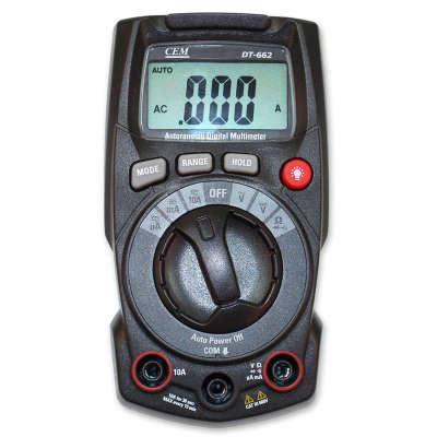Мультиметр CEM DT-662 482 261