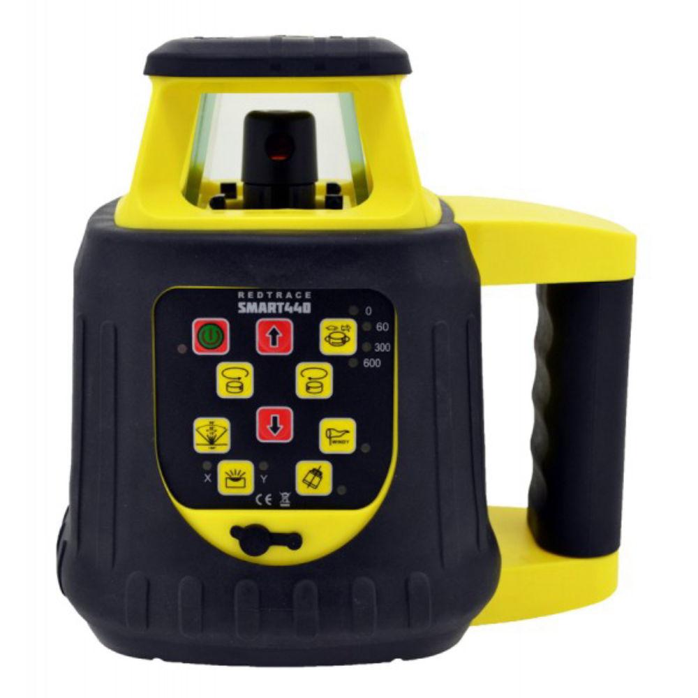 Ротационный лазерный нивелир REDTRACE SMART 440 100350