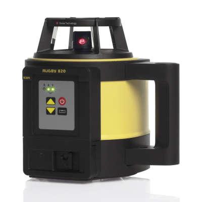 Ротационный нивелир Leica Rugby 820 RE160 790386