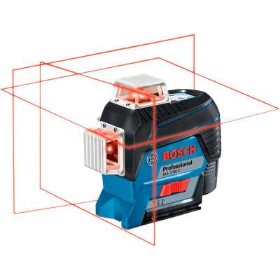Лазерный уровень Bosch GLL 3-80 C (AA) + BT 150 L-Boxx ready (0601063R01)