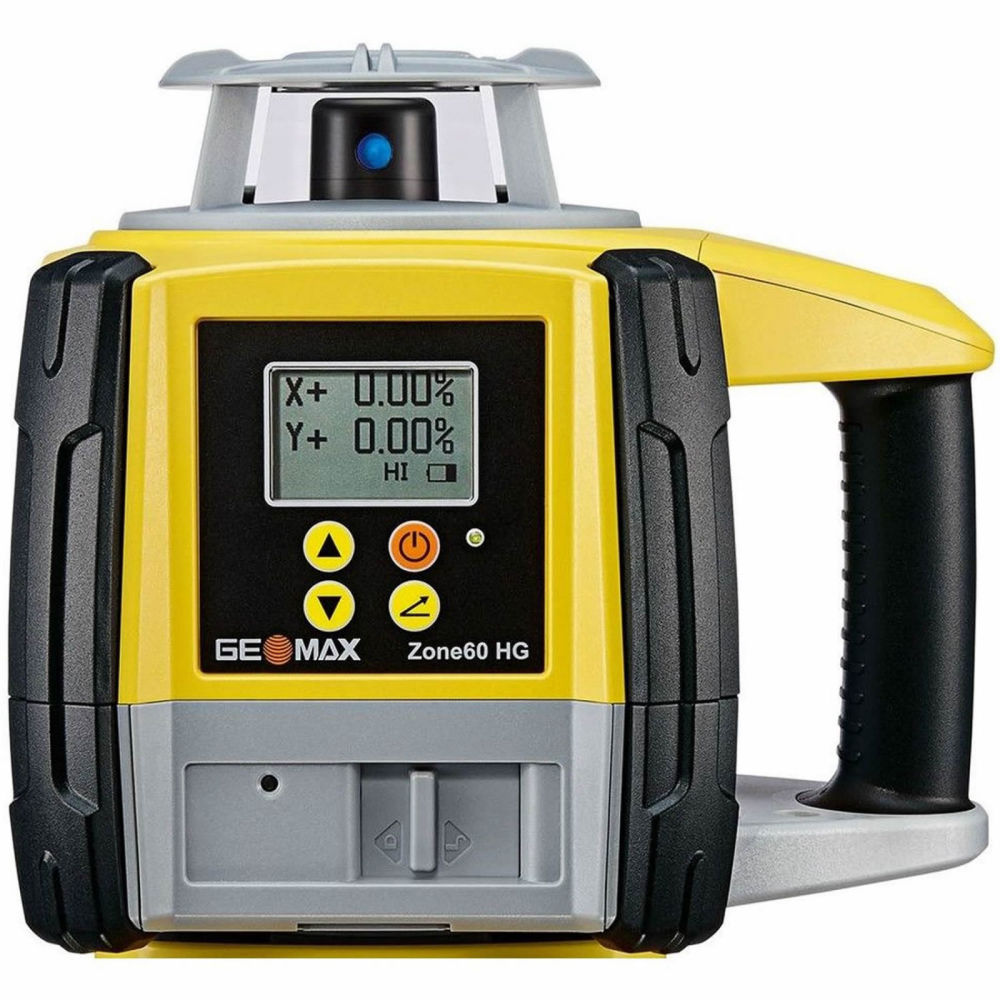 Ротационный лазерный нивелир GeoMax Zone60 HG basic 6013525