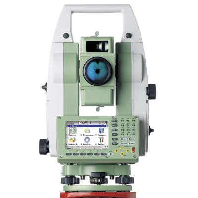 Тахеометр Leica TCR1205+ (R500)