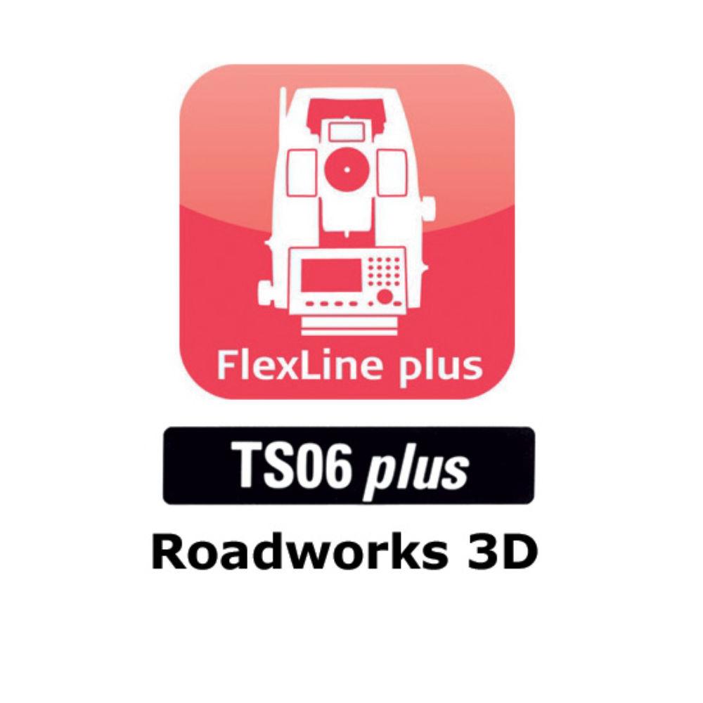 Лицензия Leica GSW669 (Roadworks 3D) 765318