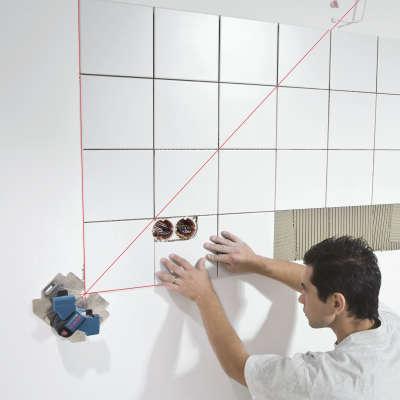 Лазерный уровень Bosch GTL 3 Professional 0601015200
