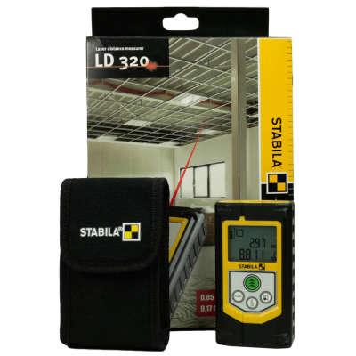 Лазерный дальномер STABILA LD320 18379