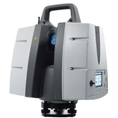 Наземные 3D-сканеры