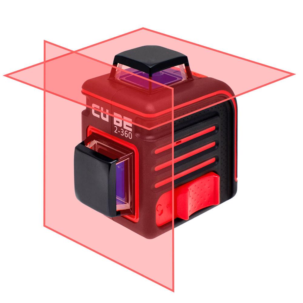 Лазерный уровень ADA Cube 2-360 Professional Edition А00449