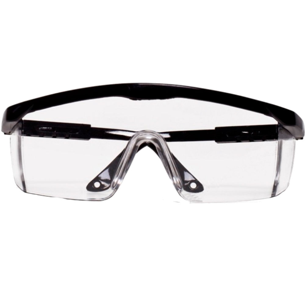 Лазерные очки RGK прозрачные 4610011871450