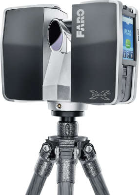 Лазерный сканер FARO FOCUS 3D X130