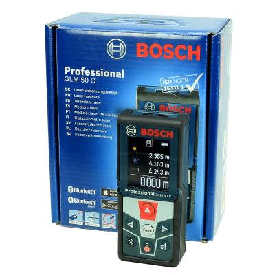 Лазерный дальномер Bosch GLM 50C Professional 0.601.072.C00