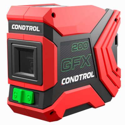 Лазерный уровень Condtrol GFX360-3 1-2-222