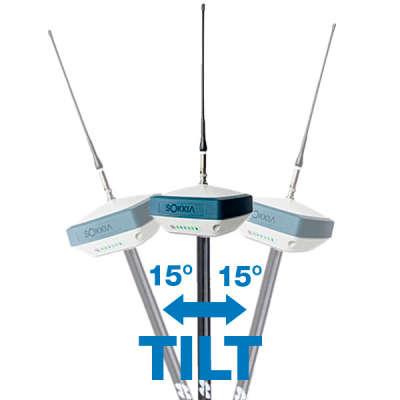 Программный модуль функций TILT для Sokkia GCX3 21650M3151