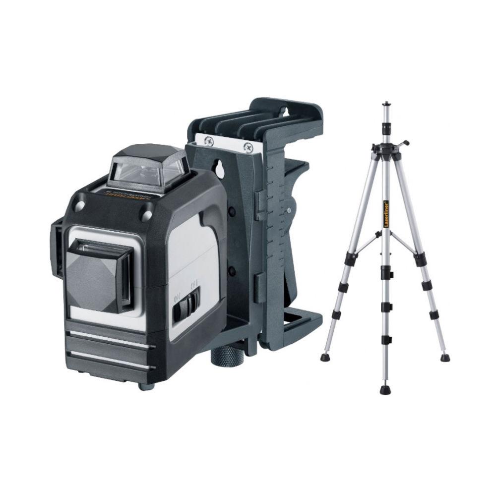 Лазерный уровень Laserliner CompactPlane-Laser 3D Set 300 cm 036.291A