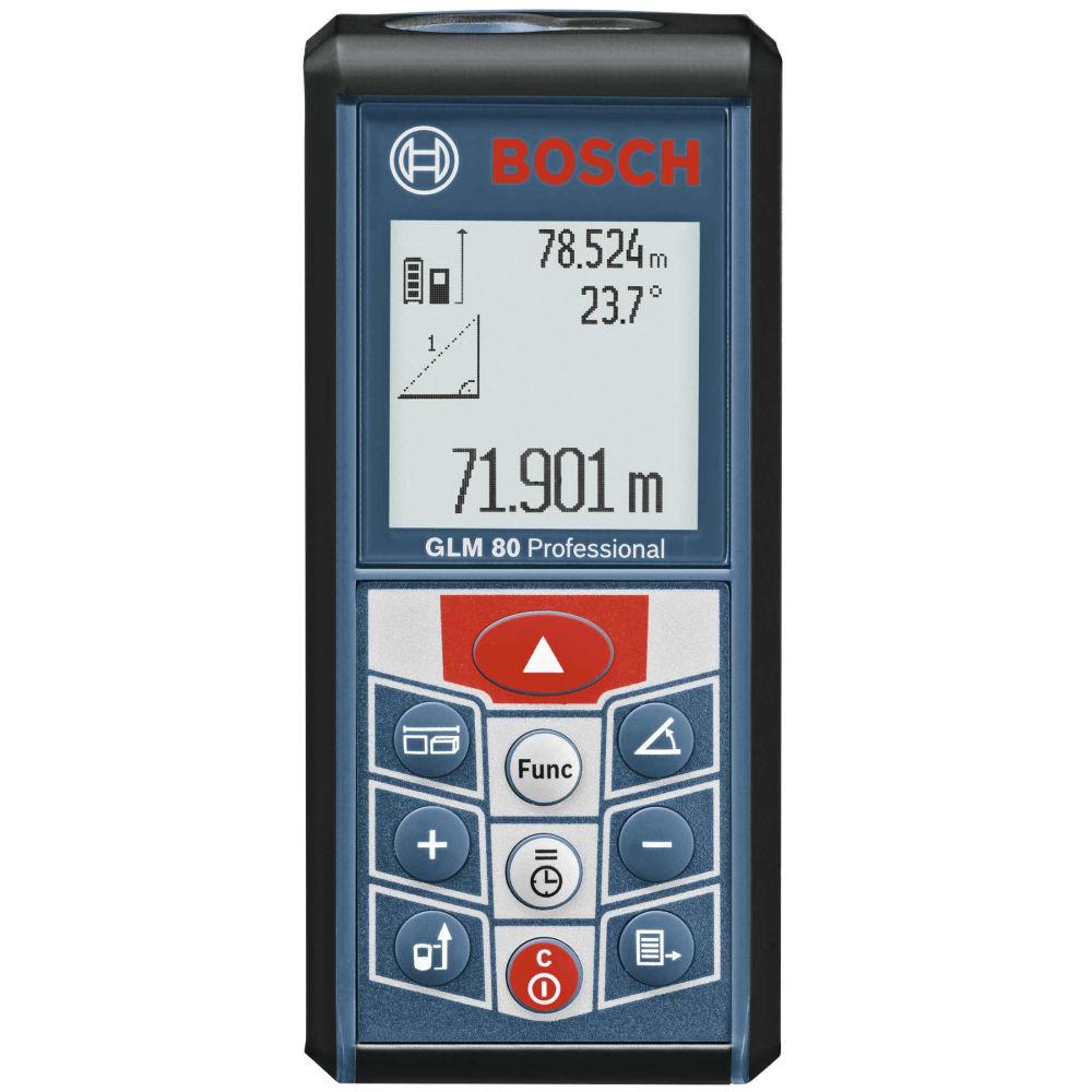 Лазерный дальномер Bosch GLM 80 Professional 0.601.072.300
