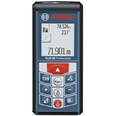 Лазерный дальномер Bosch GLM 80 Professional (0.601.072.300)