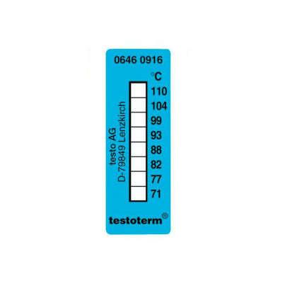 Термометрические полоски для Testo 905-T1/T2 0646 0916