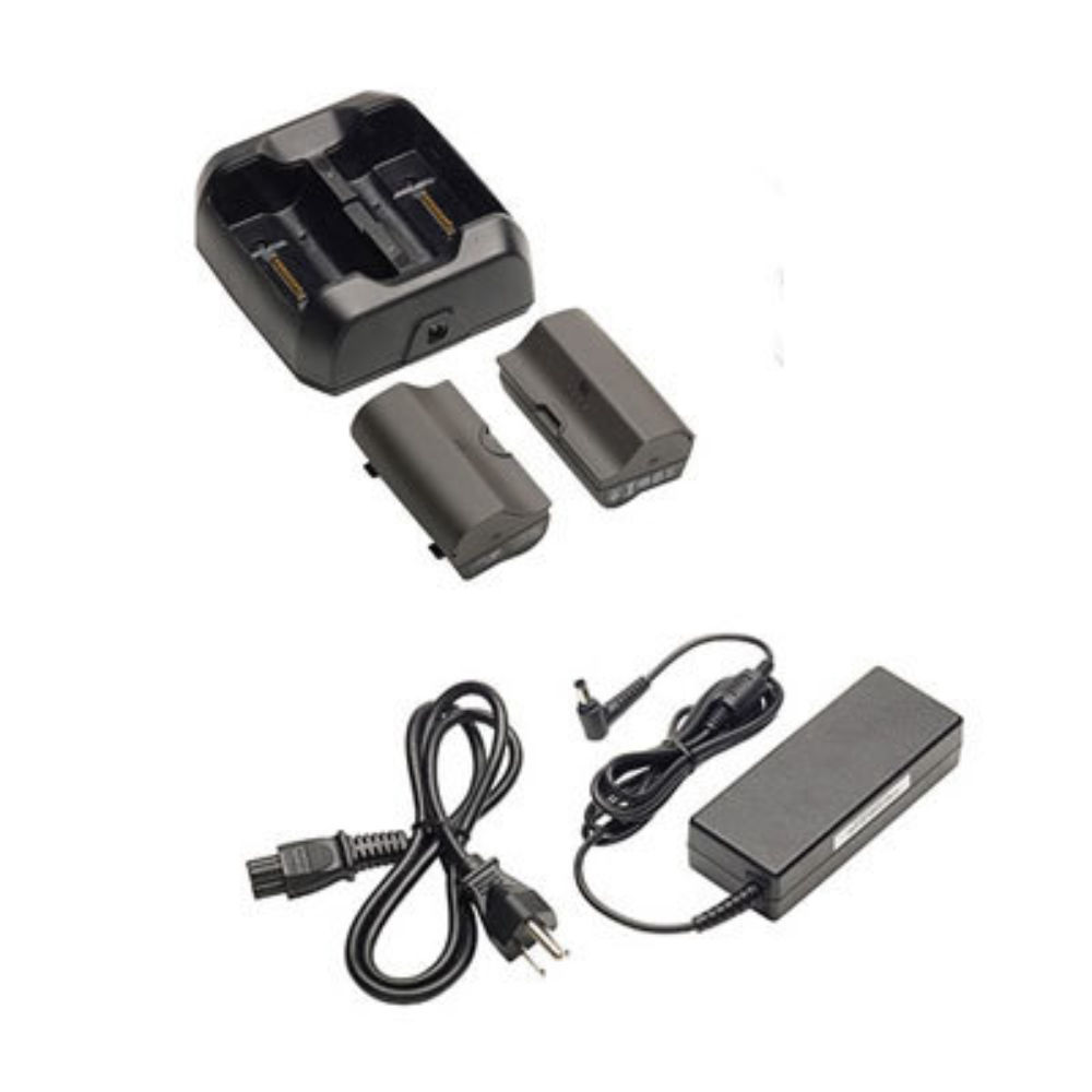 Зарядное устройство  Trimble TSC7 с двумя аккумуляторами 121358-01-1