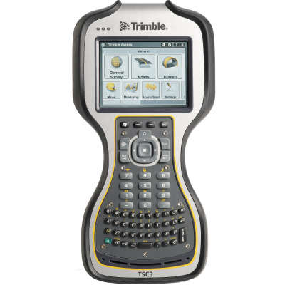 Полевой контроллер Trimble TSC3, Trimble Access, 2.4 GHz radio, ABCD (TSC3-01-1112)