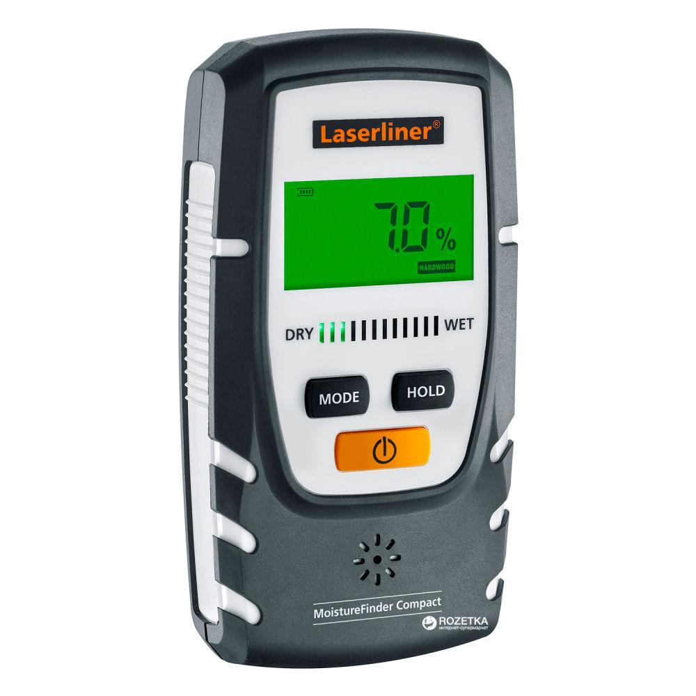 Измеритель влажности Laserliner MoistureFinder Compact 082.332A