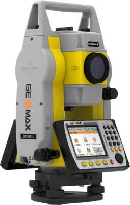 "Тахеометр GeoMax Zoom50 1"" accXess10 Polar"