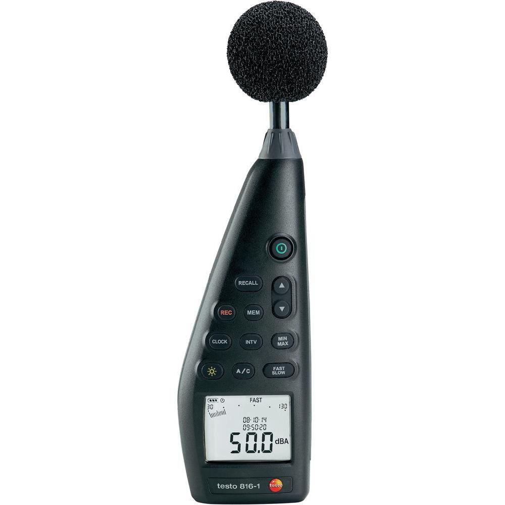 Измеритель уровня шума Testo 816-1 0560 8161