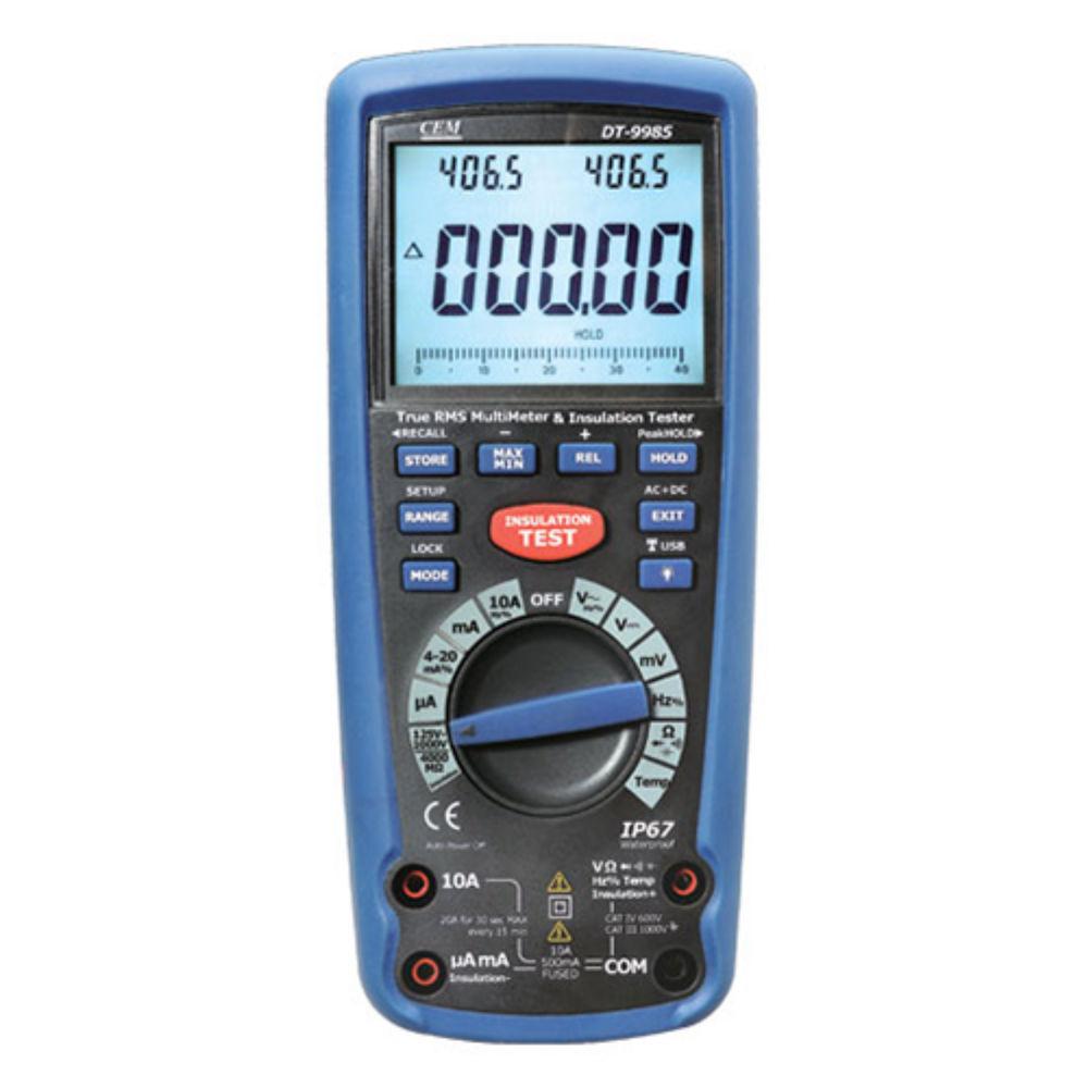 Комбинированный мультиметр CEM DT-9985 481127