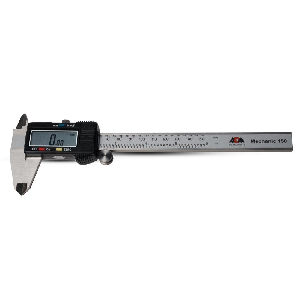 Штангенциркуль ADA Mechanic 150 А00379