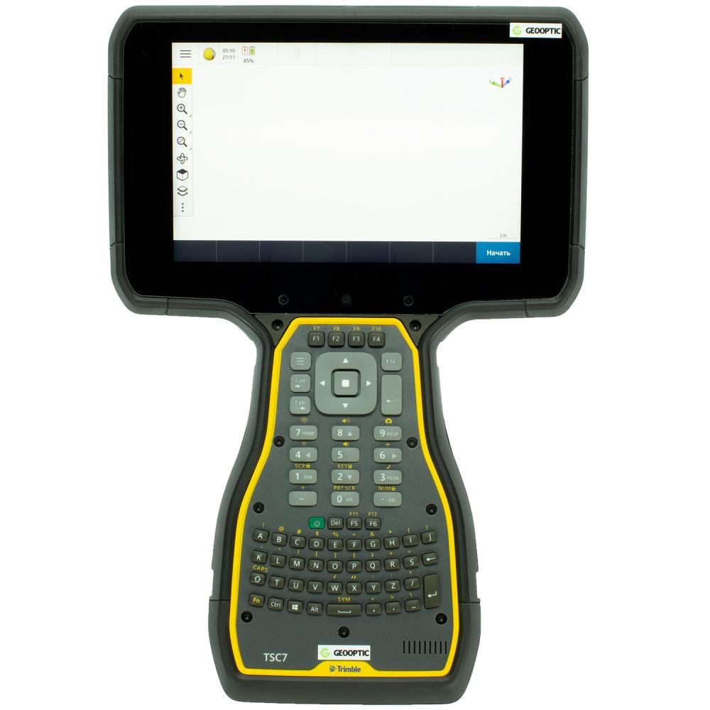 Полевой контроллер Trimble TSC7, ABCD, Standalone TSC7-1-2111-00