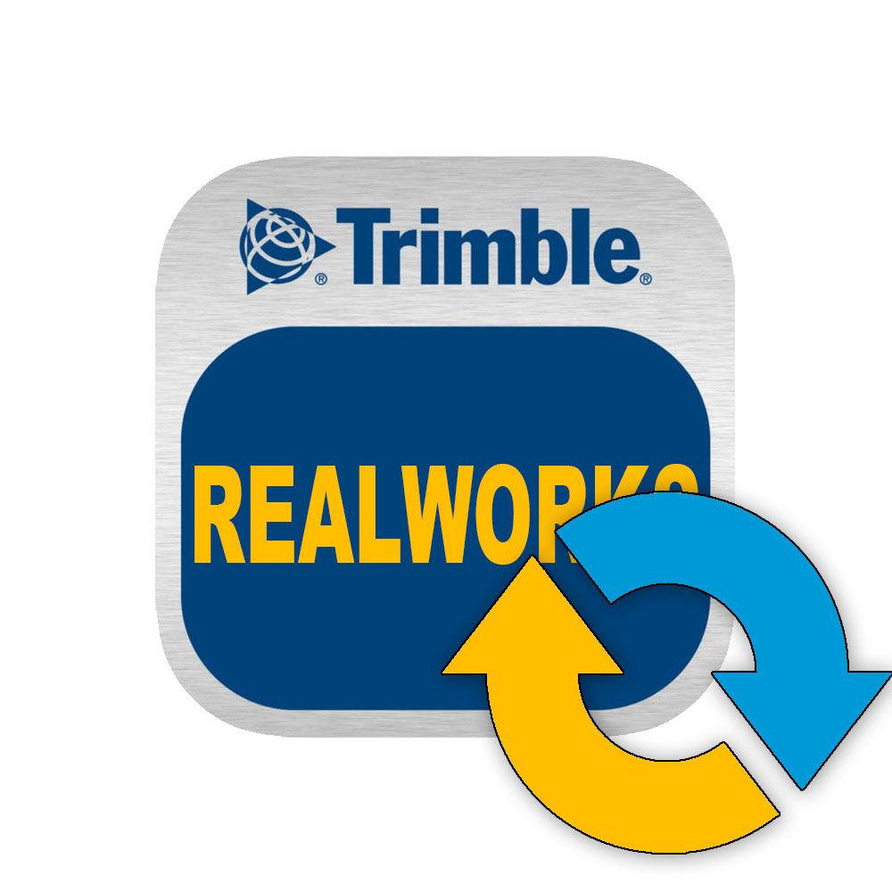 Обновление Trimble RealWorks Advanced-Modeler (базовое) EW3D-TRW-A-M-SW