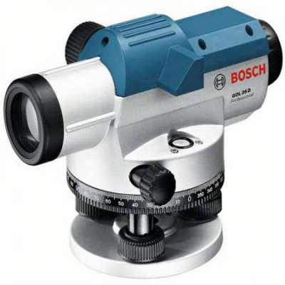 Оптический нивелир Bosch GOL 20D Professional + поверка 061599409X