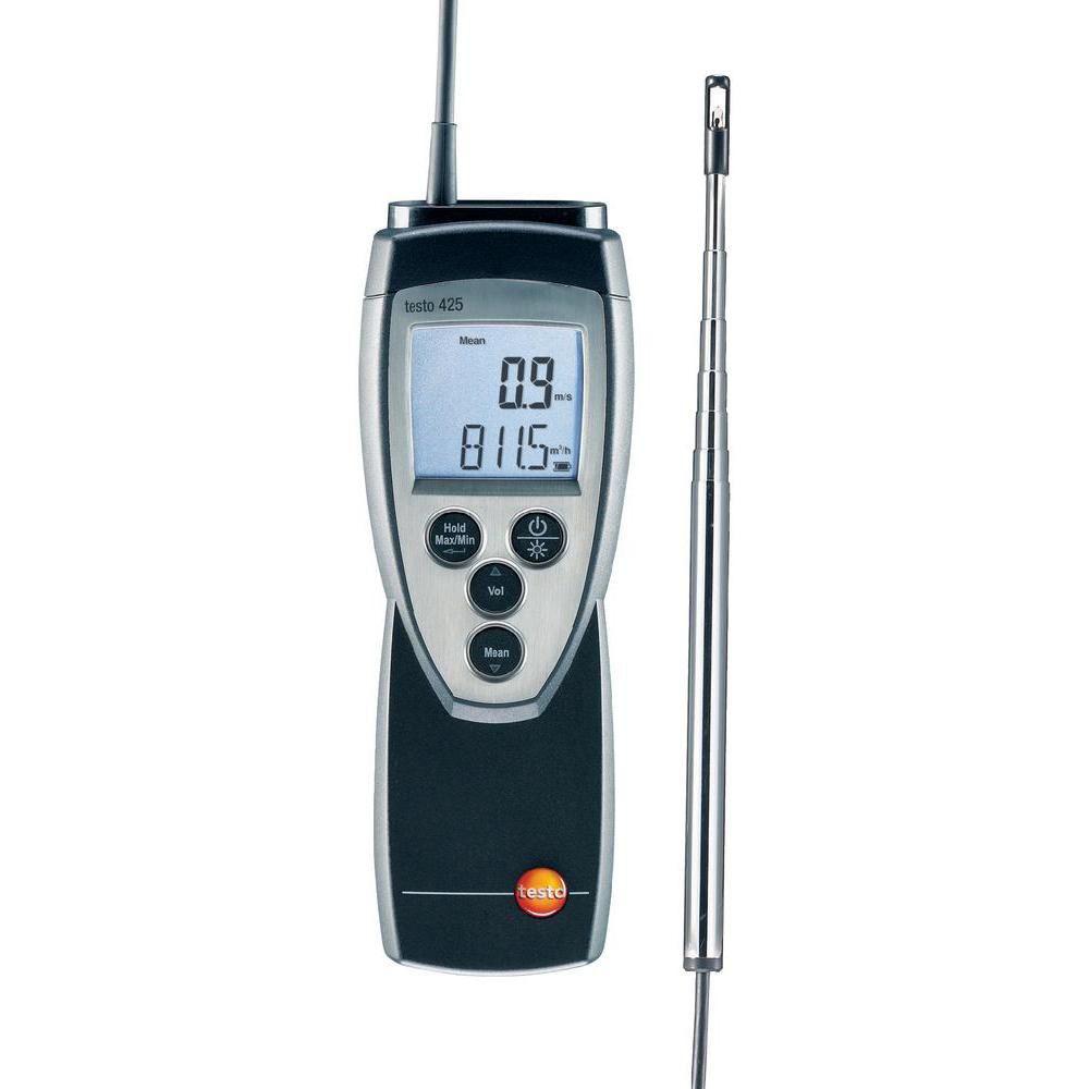 Термоанемометр Testo 425 с поверкой 0560 4251П