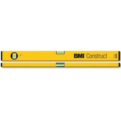 Строительный уровень BMI Construct 689P (200cm) 689200P-gelbCON