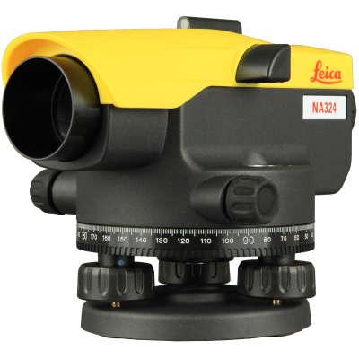 Оптический нивелир Leica NA324 с поверкой (840382)