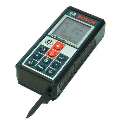 Лазерный дальномер Bosch GLM 100С Professional 0601072700