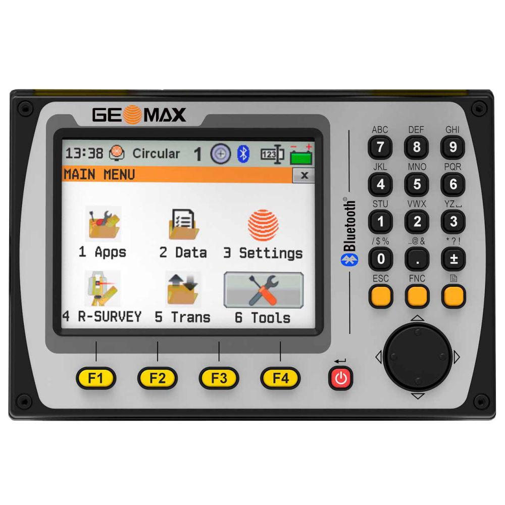 Второй дисплей GeoMax Zoom40/50 865974