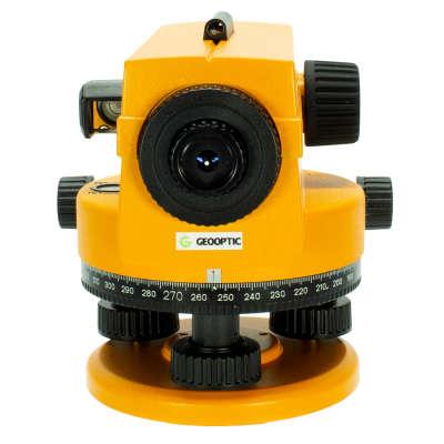 Оптический нивелир Vega L30 с поверкой. GEOOPTIC фото 5
