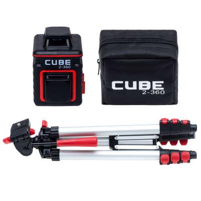 Лазерный уровень ADA Cube 2-360 Professional Edition (А00449)
